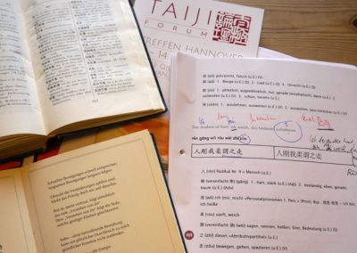 Der Klassiker des Taijiquan