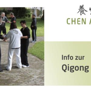 Info zur Qigong-Ausbildung an der Chen-Akademie