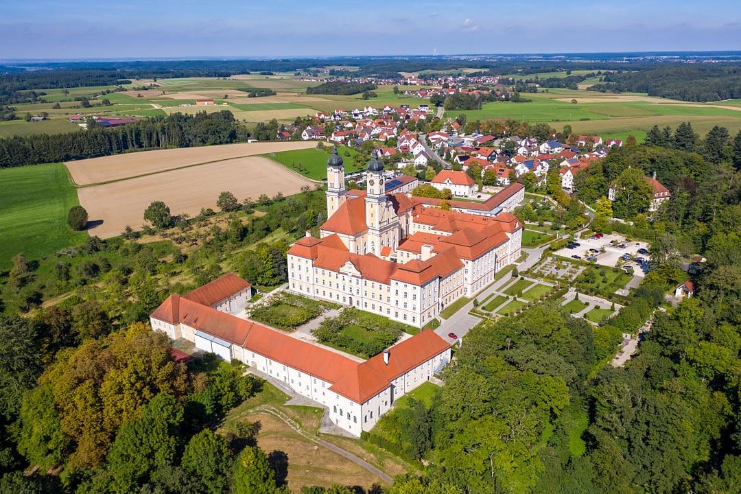Seminarort - Kloster Roggenburg
