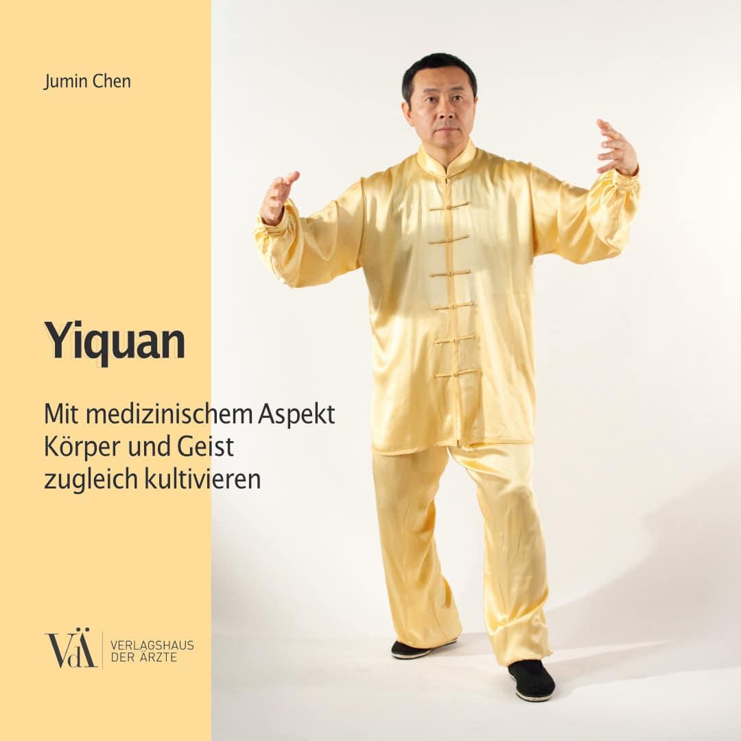 Yiquan Buch von Jumin Chen